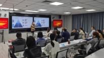 河南工學院舉辦第三屆教師課堂教學創新大賽省賽選拔賽