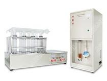 尿素氮含量测定仪/粮食定氮蒸馏器厂家