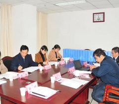 安徽理工大学创建第二届淮南市文明校园工作接受检查验收