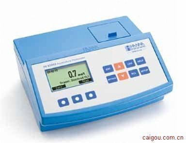 哈纳 水产行业多参数水质测定仪