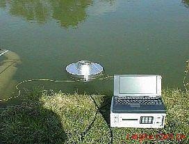 移动式水中放射性连续监测仪/水中核辐射检测仪