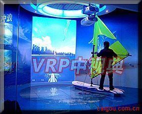 虛擬帆板運動系統