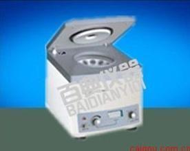 内蒙古GL-12C高速冷冻离心机产品介绍