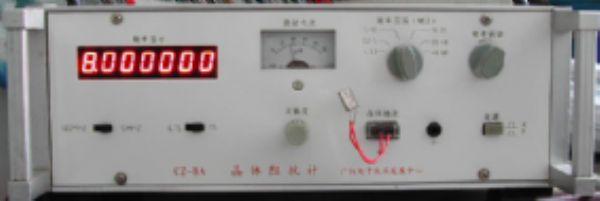 石英晶體測試儀 晶體測量儀 晶體篩選儀