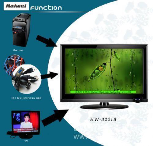 厂家直销多媒体网络电视机HWXS-3201B