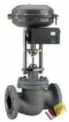 進口氣動薄膜雙座調節閥