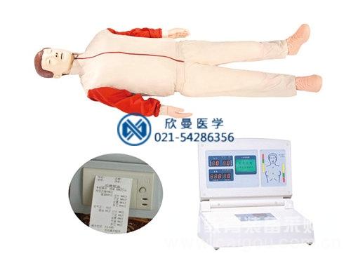 電子計數心肺復蘇人體模型