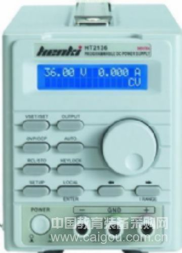 恒基henki單通道HT2100系列可編程直流電源
