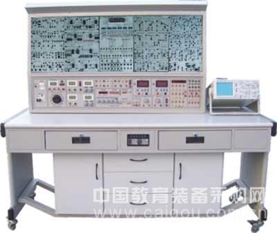 KHK-790D電子技術綜合實訓考核裝置