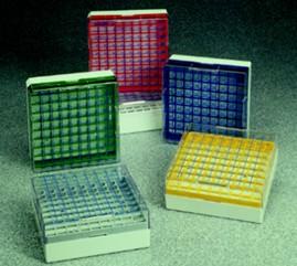 Nunc MAX-100 CryoStore 冻存管盒374187 341483 330821