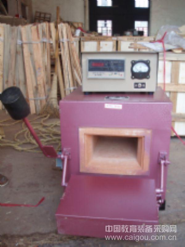 分体式数显控温箱式马弗炉