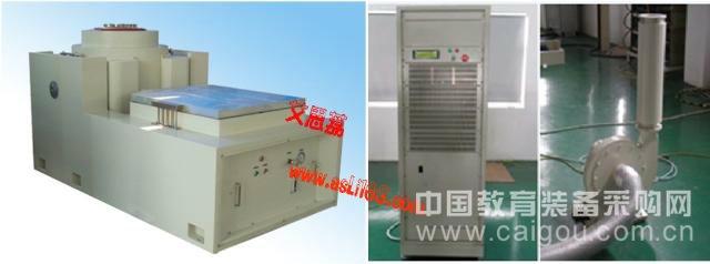 小型精密振动试验仪器上海 标准 原理图