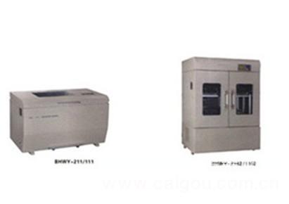 诺基仪器变频大型双层恒温摇床BHWY-2112特价促销,欢迎采购咨询!