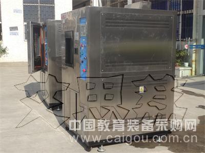 两箱吊篮式冷热冲击箱台湾制造全国销售 技术指标均符合国家标准
