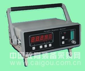 便携式高含量氧分析仪