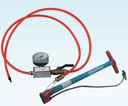 针式隧道防水板焊缝气密性检测仪