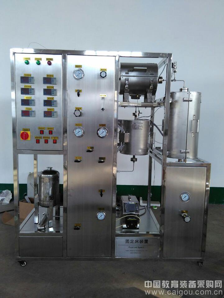 天津大学固定床反应器,结晶实验装置