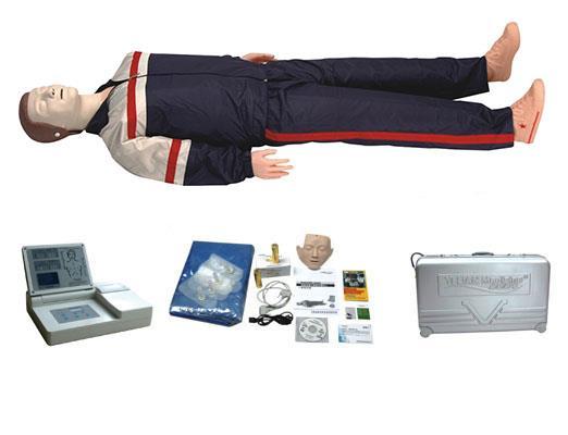 CPR690高级心肺复苏训练模拟人 上海秉恪科教设备有限公司