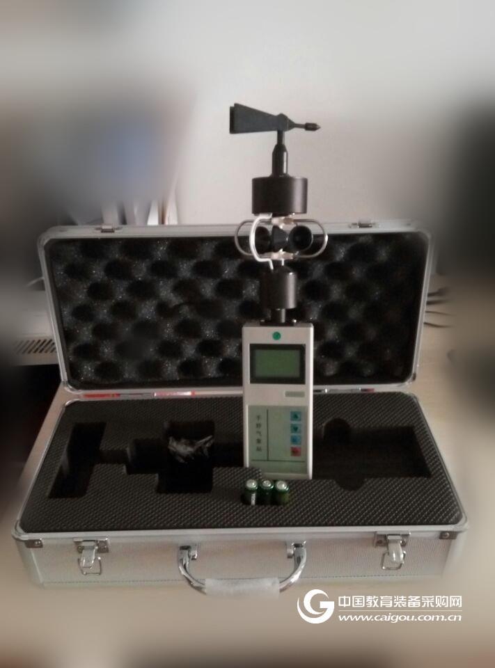 F662手持式气象站,手持式气象五参数测量仪(风向、风速、大气压、温度、湿度)