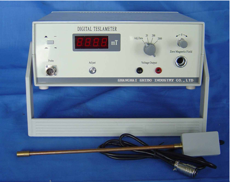 數字式高斯計Digital Teslameter 磁通計 磁測量設備
