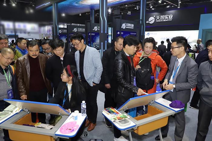 讓教學空間成為孩子的新老師—專訪廣東天智實業有限公司總經理朱端成