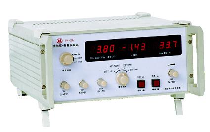 FH-ⅡA型  夫蘭克—赫茲實驗儀