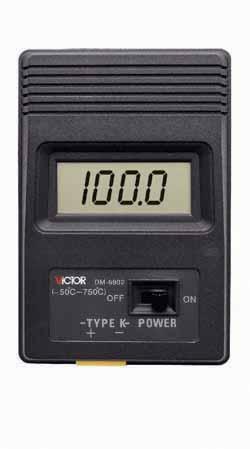DM 6902温度表