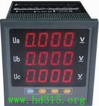 三相组合电力仪表/三相有功功率