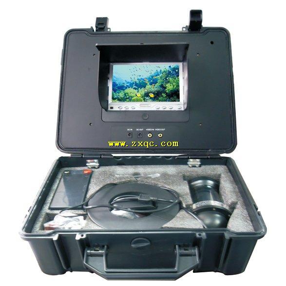 360度水下旋转监视器/水下高清摄像头