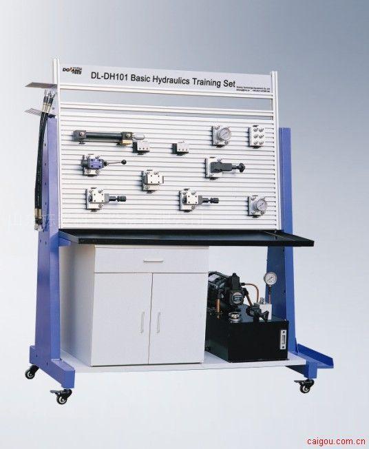 基礎液壓實訓裝置