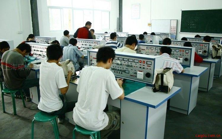 電工、模電、數電、電力拖動(帶直流電機)實驗與實訓考核臺、電工維修實訓設備