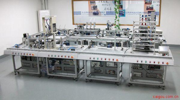 模块化九桌面柔性制造系统