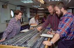 易科泰对地质地球科学国际先进技术推介