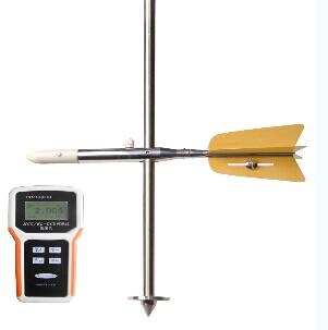 JZ-DCB型便携式明渠流速/流量仪