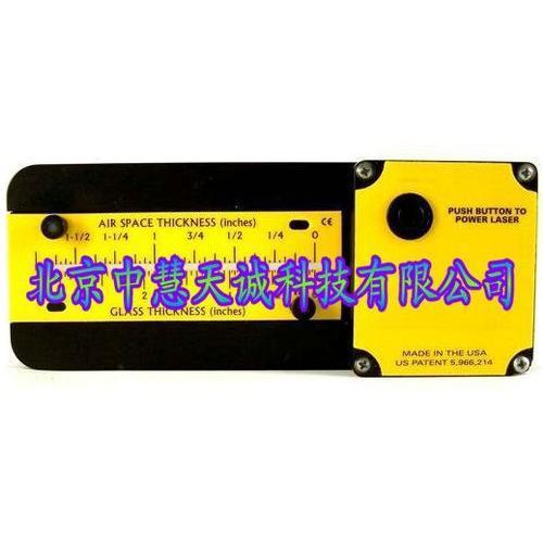 中空玻璃及空气厚度计 美国 型号:M1500