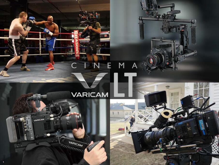松下VARICAM-LT 4K电影机4K摄像机