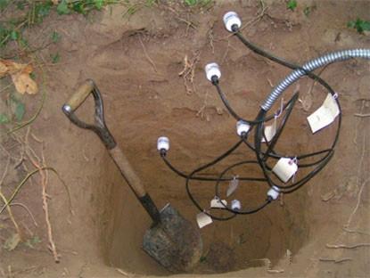 Hydra土壤温度、水分、盐分传感器