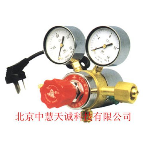 二氧化碳减压器 型号:BF/YQT-341