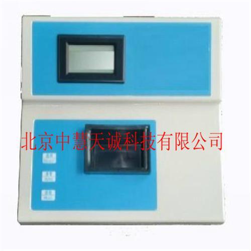 台式数显色度测试仪 型号:HJD/XZ-S