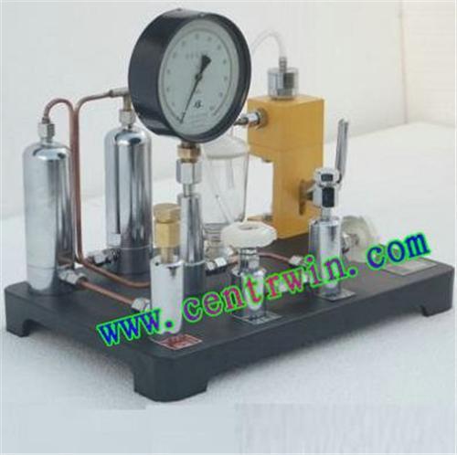 氧气表压力表两用校验器 型号:XZM-BBY400