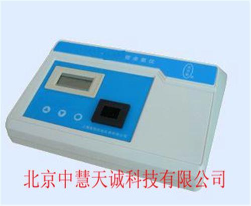 数显多功能游泳池测试仪 型号:HJD/DZ-A