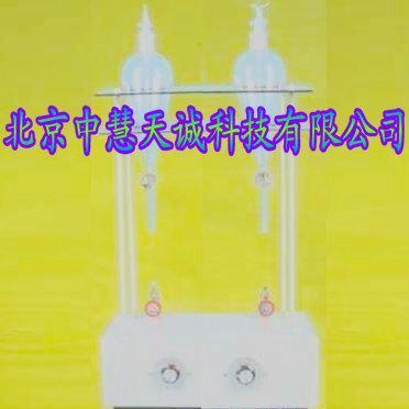 全自动射流萃取器/液液萃装置(两联) 型号:GGC-600