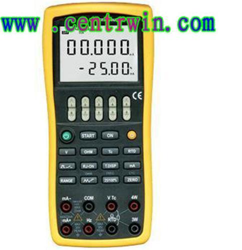 过程仪表校验仪/过程校验仪 型号:SHLG/VICTOR 11+