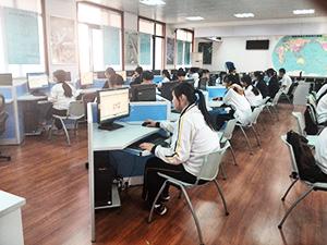 连锁经营教学实习中心软件