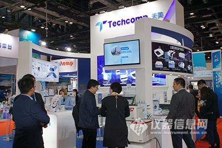 中西合璧 天美重磅发布数款国产仪器新品