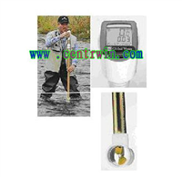 直读式流速仪/水流速测定仪 美国 型号:SHY-FP101