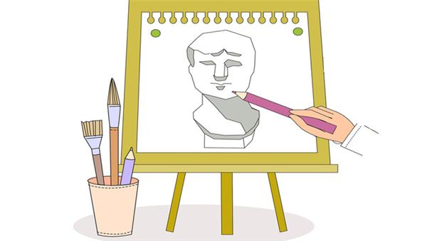 家长发问,高考美术阅卷能否人工智能?