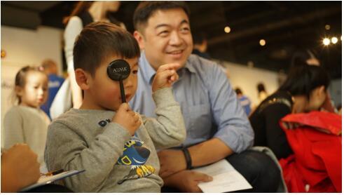 儿童护脊书包梦乐 护脊、视力保健公益讲座