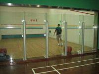 美國SPORTWALL壁球室工程