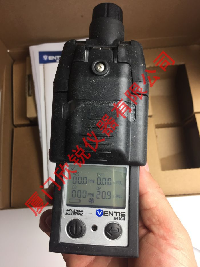 英思科四合一氣體檢測儀MX4帶泵氧氣可燃氣體一氧化碳硫化氫MX4